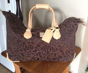 Diane Von Furstenberg Rolling City Bag for Sale in Miramar, FL