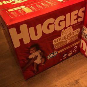 Huggies Size 2 for Sale in Glendora, CA