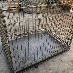 Dog Crate - Good Condition for Sale in Los Angeles, CA