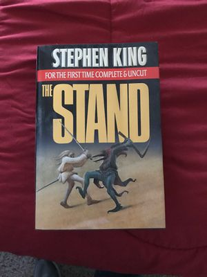 Stephen Kings The Stand for Sale in Victorville, CA