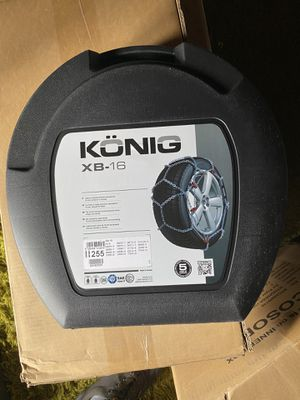 Konig Tire chains for Sale in Cleveland, OH