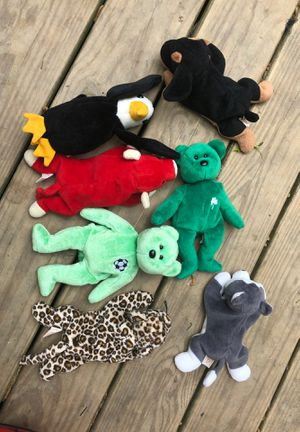 Beanie babies for Sale in Raleigh, NC