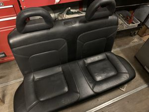 99 new beetle vw used back seat or for go cart for Sale in Golden, CO