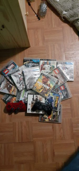 Ps3 bundle for Sale in Belle Isle, FL