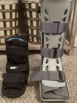 Air Cast & FormFit Walking boots for Sale in Nashville,  TN