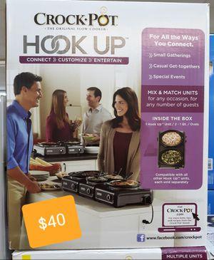 Crock-Pot 0.5 Quart Hook Up for Sale in Glendale, AZ