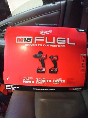 M18 Fuel 2 Tool combo kit for Sale in Roseville, CA