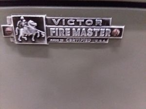 Victor Firemaster Fireproof File Cabinet for Sale in Chesapeake, VA