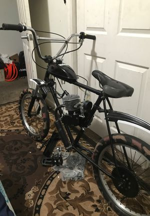 MotorizeTwo stroke engine Bicycle for Sale in Fresno, CA