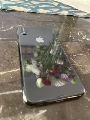 iPhone X 64GB $500 OBO!!! for Sale in San Diego, CA