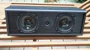 Optimus Center Channel Speaker for Home Theatre for Sale in San Diego, CA