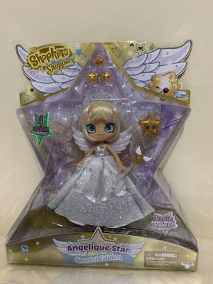 Shopkins Shoppies Angelique Star- Special Edition- for Sale in Des Plaines, IL