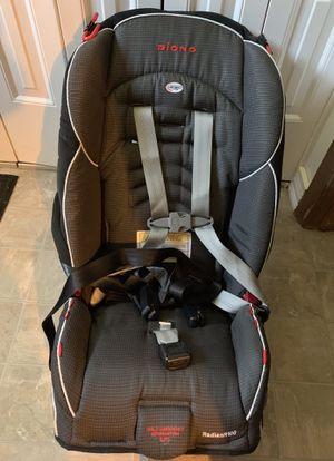 Diono Radian R100 Car/Booster Seat. for Sale in Schaumburg, IL