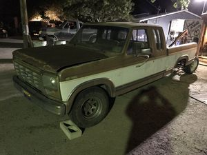 Ford 1986 extended cab for Sale in San Carlos, AZ