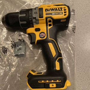 Dewalt 20v XR Drill Driver Brand New Never Used(tool Only ) for Sale in Glen Ellyn, IL