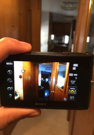 Sony Cyber shot 18.2 Megapixels Water proof for Sale in Fort Lauderdale, FL
