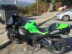 2006 Kawasaki ninja zx6r 636c for Sale in San Francisco, CA