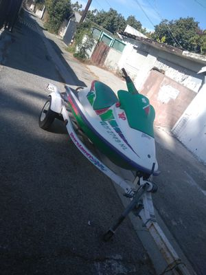 Jet ski & traila for Sale in Gardena, CA