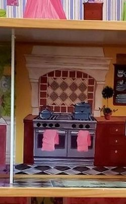 """Dollhouse: Pre-owned Kidcraft """"Kayla"""" Dollhouse for Sale in Rancho Cordova,  CA"""