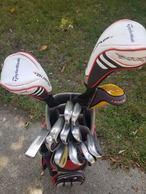Golf clubs w/bag for Sale in Detroit, MI