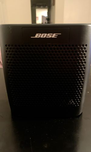 Bose color SoundCloud for Sale in Columbus, OH