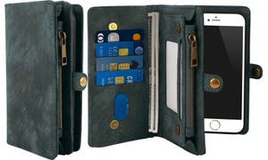Blue Leather Wallet Case for iPhone 6/6s for Sale in San Diego, CA