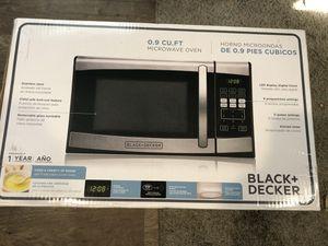 Black & Decker microwave for Sale in Menifee, CA