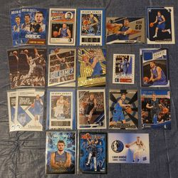 Luka Doncic Card Lot for Sale in Dallas,  TX