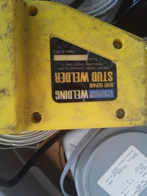 Chicago Electric Dent repair stud welder for Sale in Milwaukee, WI