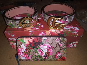 Gucci Floral Bloom Set(SeriousBuyers Only) for Sale in Concord, CA