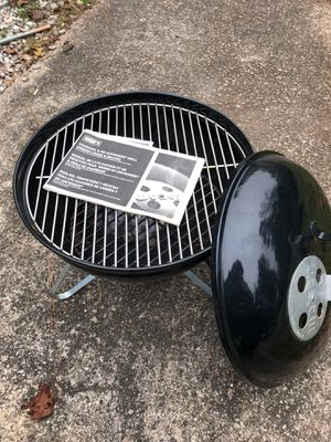 Weber charcoal &go anywhere grill for Sale in Raleigh, NC