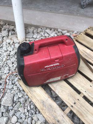 Honda generator eu2000 for Sale in Falls Church, VA