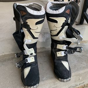 Motorcycle Dirt Bike Riding Boots for Sale in Chula Vista, CA