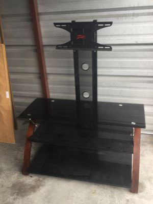 Tv stand flat screen for Sale in St. Petersburg, FL
