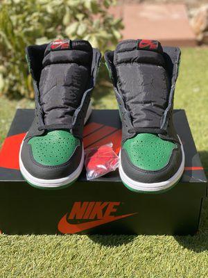 Jordan 1 retro high pine green black for Sale in Henderson, NV
