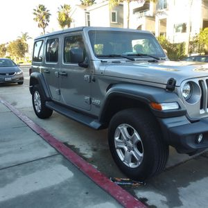 2020 Jeep Wrangler for Sale in Hollister, CA
