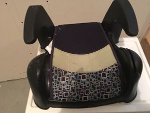 Booster/Car seat for Sale in Saint Paul, MN
