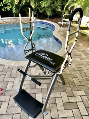 *** MALIBU PILATES CHAIR 6 DVD Workout + Instructional Poster for Sale in Cutler Bay, FL