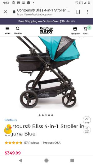 Conturs bliss stroller for Sale in San Francisco, CA
