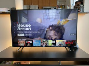 TCL 55P607 55-inch 4K Smart LED TV for Sale in Seattle, WA