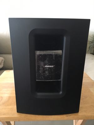 Bose cinemate digital home theater speaker with power cord. for Sale in Lemon Grove, CA