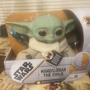 Baby Yoda Plush for Sale in Avondale, AZ