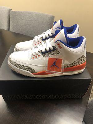 Jordan (Knicks 3s) for Sale in Burlington, NJ