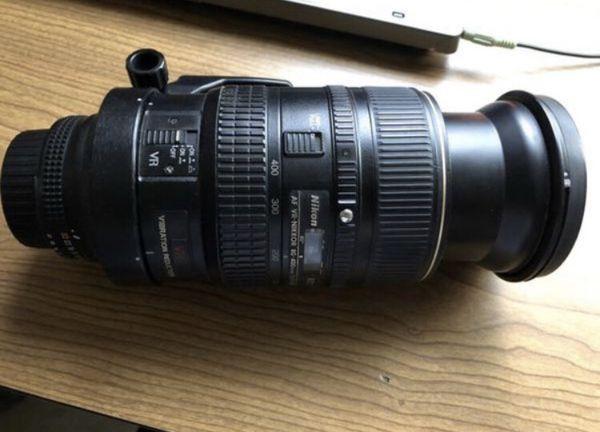 Nikon Nikkor 80-400mm AF VR