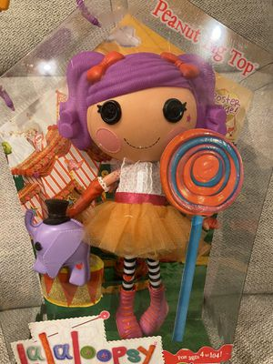 Lalaloopsy doll for Sale in West Sacramento, CA
