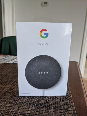 Google home mini - new for Sale in Arlington, VA