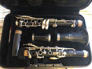 Yamaha advantage student clarinet. Clarinete de estudiante Yamaha modelo advantage. for Sale in Doral, FL