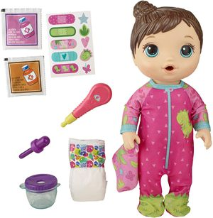 Baby Doll Brown Hair Toy for Sale in Norfolk, VA