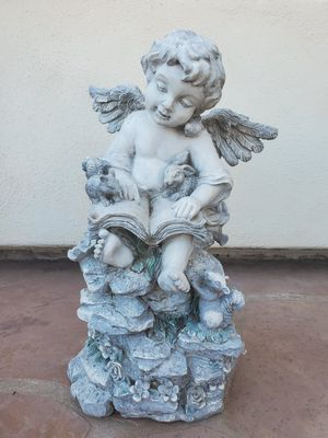Small Cherub Garden Statue for Sale in Glendale, AZ