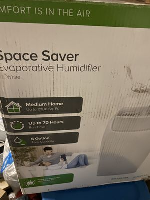 Space Saver Evaporative Humidifier for Sale in Nashville, TN